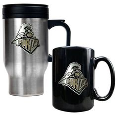 Purdue Boilermakers Travel Mugs