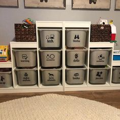 Toy storage labels (word + picture) // bin labels // toy labels // toy storage // toy organization // playroom labels // toy storage labels – Best Baby And Baby Toys Toy Room Organization, Ikea Toy Storage, Baby Toy Storage, Kids Playroom Storage, Organized Playroom, Ikea Playroom, Kids Craft Storage, Outdoor Toy Storage, Small Playroom
