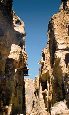 Nalut, Libya--next visit inshaAllah