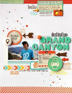 #papercraft #Scrapbook #layout.  made by debduty