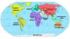 Printable North America Map For Kids Map Outline, Free Printable World Map, Free Printables, World Map With Countries, Cornhole Designs, Social Studies Worksheets, North America Map, Maps For Kids, Globe