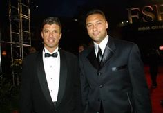 Tino Martinez and Derek Jeter...my favorite Yankees