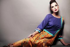 Cynosure Fall Collection 2012 Dresses for Women Pictures