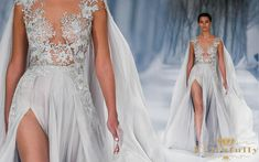 2016 Paolo Sebastian A Line Wedding Dresses With Cowl Lace Sheer Scoop Illusion Body Beaded Embroidery Bridal Gown Plus Size Evening Dress Wedding Dresses With Color Wedding Gowns Pictures From Faithfully, $190.96  Dhgate.Com