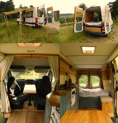 30 Amazing Photo of Camper Van Living Inspiration. Most people seem to be living in vans solo. Before diving into the van living lifestyle, it's well worth noting that we're speaking about people looki. Vw Crafter Camper, Diy Camper, Camper Life, Kombi Trailer, Kombi Motorhome, Wolkswagen Van, Ducato Camper, Converted Vans, Kombi Home