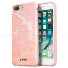 886609e8556c iPhone 7 Plus Case - Laut Huex Elements - Marble Pink
