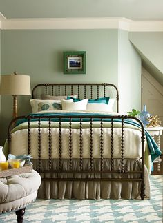 Paula Deen Furniture Collection, love this head and footboard bed