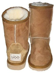 Its begging to be that time of year again. The UGG Boots have almost if not already become a classic. These boots are great for keeping feet warm and serve as soft slippers to go out in. They are also fashionable. -Taylor Ullman