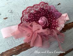 A personal favorite from my Etsy shop https://www.etsy.com/listing/272713572/burgundy-flower-headband-vintage-baby Baby Headbands, Girls Hair Bows, Fabric Flowers, Burgundy #babyhair #babyheadbands #hairstylesforwomen #hairaccessories #hairbows #burgundyheadband #fabricflowers #etsyhandmade #etsy #etsybaby #burgundy