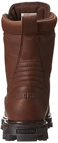 e4644262ea3 The rocky bearclaw boots are excellent for hunters and hiking enthusiasts.  The Rocky Lace Up Boots uses the patented Rocky welt technology.