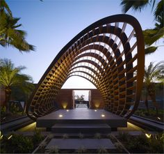 Kona Residence // Entry Threshold