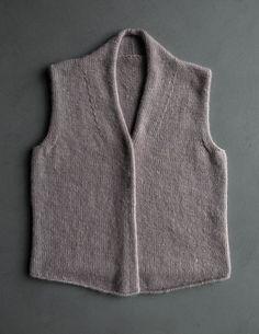 Foxglove Vest