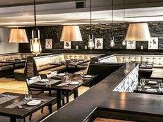 Spectacular décor, casual-yet-classy vibes and of course innovative, delicious food can be found at Toronto's top 10 restaurants.