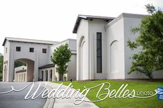 Mission San Luis Wedding Venue Located on the West side of Tallahassee. Wedding Photography by Wedding Belles Photo of Tallahassee.