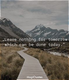 Quotes by Abraham Lincoln Road Quotes, Steps Quotes, Wise Quotes, Quotes To Live By, Inspirational Quotes, Walking Alone Quotes, Tomorrow Quotes, Be Present Quotes, Notting Hill Quotes