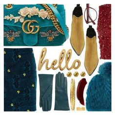 """""""Hello Polyvore, Hello World"""" by pastelneon ❤ liked on Polyvore featuring Gucci, Barneys New York, Acne Studios, Bombay Duck, Lace & Beads, White Stuff, Lord & Taylor, Pat McGrath, David Yurman and EyeBuyDirect.com"""