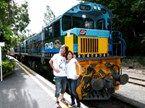 Train #travel #ecotourism #Queensland #Australia