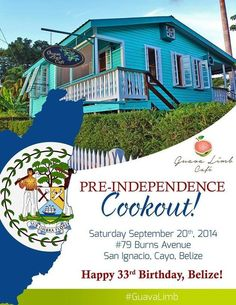 Pre-Independence Cookout