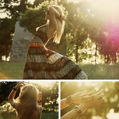 sunset: Great photo and a cute dress... wonder if something like that would fit me