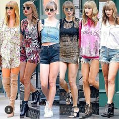 Hip Dark Destroyed Ripped Distressed Slim Denim Jeans, International Sizing, Please Read Description Taylor Swift Fotos, Estilo Taylor Swift, Taylor Swift Style, Taylor Swift Pictures, Taylor Alison Swift, Katy Perry, Going Out, Queens, Celebs