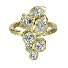 todd reed   Todd Reed's exceptional modern take on a statement ring in 18kt ...