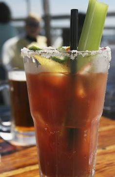 PERK ME UP- #BLOODY #MARY