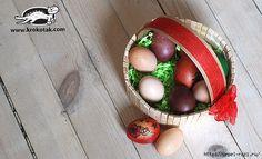 Корзиночки для пасхальных яиц своими руками: идеи+мастер-классы