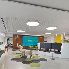 CBRE CORPORATE OFFICES – Design Is … Award People's Choice