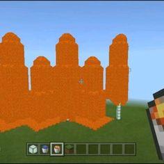 Project Minecraft, Craft Minecraft, Easy Minecraft Houses, Minecraft Banners, Minecraft Modern, Minecraft Room, Minecraft Plans, Minecraft Funny, Minecraft House Designs