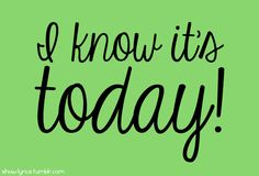 I Know It's Today - Shrek the Musical requested by cheers! Broadway Quotes, Theatre Quotes, Broadway Shows, Shrek Quotes, Theatre Tattoo, Shrek Dreamworks, Hairspray Musical, Lord Farquaad, Sutton Foster
