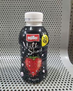 Buono il nuovo milk shock müller alla fragola
