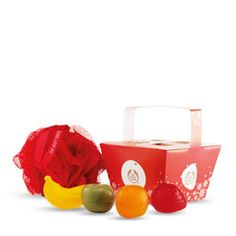 Fruit Lover Soap Gift http://www.thebodyshop.co.uk #iwant #gift