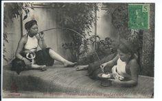 Indochine Vietnam Tonkin Hanoi Femme Fumant LE Kédillot Pipe Commune   eBay