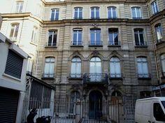 Paris 2 ème arrondissement - Hôtel dans la cour du 226 rue Saint-Denis…