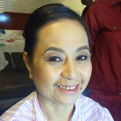 #MakeupByAimeeG Hair and makeup for Primary Sponsor #WeddingsPh #WeddingsManila #WeddingEntourage Makeup by @loveaimeeg Hair by @khylelimino #makeupartistph #makeupartist #hmua #hmuaph #mua #muaph #makeup #hairstylist #hair #beauty #fashion #glam by makeupbyaimeeg