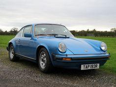 1977 Porsche 911 Carrera 3.0 Auction - Classic Car Auctions & Sale - H&H