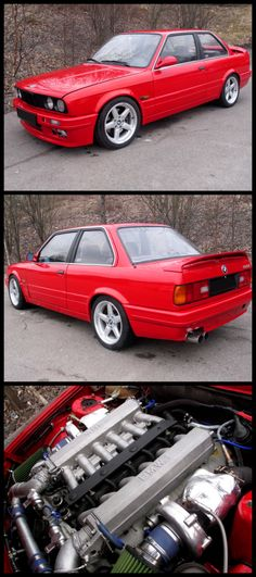 E30 V12 Twin-Turbo - 316i