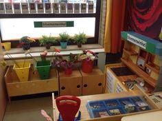 Bloemenwinkeltje in de huishoek Jessica Kockmann
