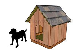 fresh insulated dog house plans and dog houses plans together with small dog house plans to frame perfect insulated dog house 92 insulated dog house construction Xl Dog House, Double Dog House, Small Dog House, Build A Dog House, Dog House Plans, Large Dogs, Small Dogs, Dog House Heater, Insulated Dog House