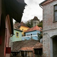 Sighisoara,  the medieval fortress   http://www.pure-romania.com/why-pure-romania/  #romania #sighisoara #medieval #fortress #backtime #travel #moments #holiday #înspire #tower #architecture #lonelyplanet #tourism #pureromania