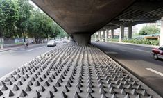 Anti-homeless spikes: 'Sleeping rough opened my eyes to the city's barbed cruelty'