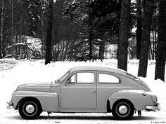 Volvo PV544 - I loved mine in the early 70's