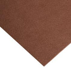 Fieltro adhesivo - Este tipo de fieltro adhesivo se utiliza principalmente para proteger el parquet o superficies delicadas de las rozaduras. Lo puedes cortar exactamente con la forma que desees. Material World, Textiles, Rugs, Home Decor, Shape, Adhesive, Felting, Fabrics, Manualidades