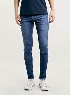 Topman Spray On Skinny Jeans
