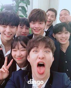 BTOB Im Hyunsik, Lee Changsub, Btob Lee Minhyuk, Sungjae Btob, Korean Boy Bands, South Korean Boy Band, Btob Members, Born To Beat, Fandom