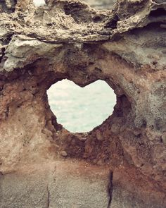 Heart Rock on Maui Hawaii Photography Instant Download Print by EllieLaneShop #heartrock #mauihawaii #etsyart