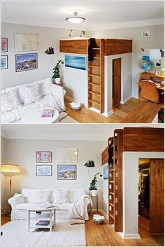 small-walk-in Other home decor ideas: http://www.awesomeinventions.com/interior-design-ideas/
