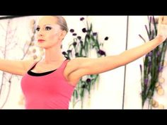 Stretching cu Cori Gramescu - YouTube Lose Fat, Stretching, Fitness Motivation, Slim, Inspirational, Workout, Healthy, Youtube, Recipes