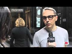 FAY Backstage and Interview Autumn Winter 2014 2015 HD Milan by Fashion Channel http://www.youtube.com/watch?v=qIsOhLehLe4 #FashionChannel