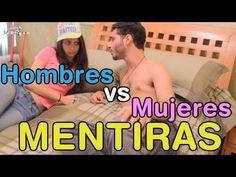 ► MENTIRAS | Hombres VS Mujeres | Yosstop